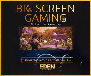 Big screen gaming