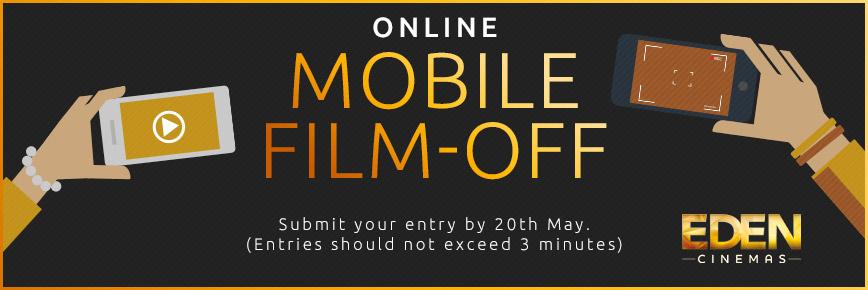 Mobile film Off