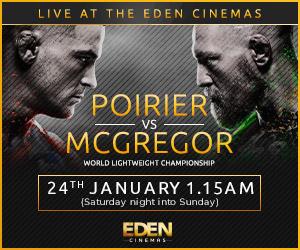 Fight Poirier VS Mc Grergor